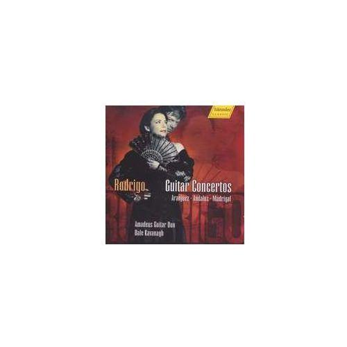 Guitar Concertos: Concierto De Aranjuez / Concierto Andaluz / Concierto Madrigal (4010276023302)