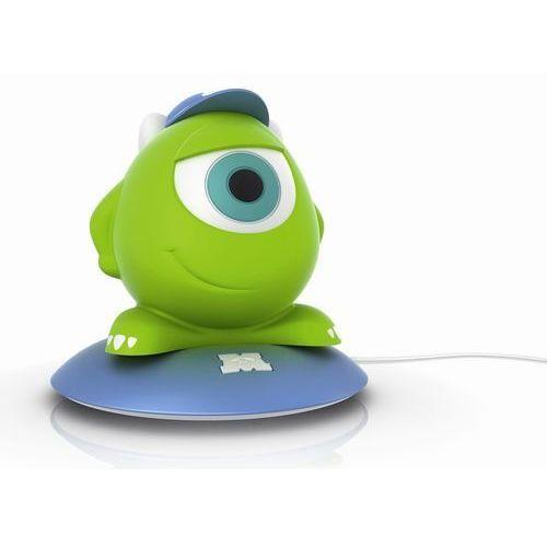 DISNEY - Lampka nocna ładowana Softpal LED Mike Potwory i Spółka Wys.18cm z kategorii Oświetlenie dla dzieci
