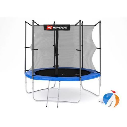 Hop-sport Trampolina 8ft (244 cm) niebieska