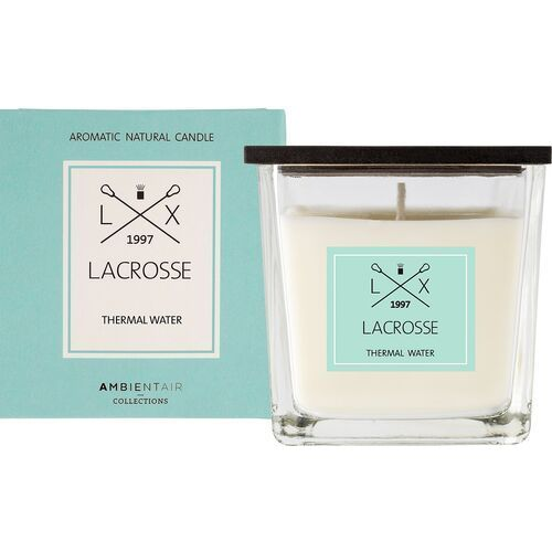 Lacrosse Świeca zapachowa thermal water 8x8 - thermal water (8435474410123)