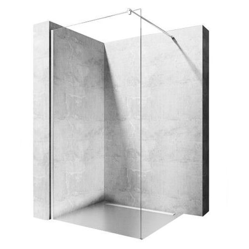 Ścianka prysznicowa szkło 8 mm, 70 cm Walk-In Flexi Rea UZYSKAJ 5 % RABATU NA KABINĘ (5902557329861)