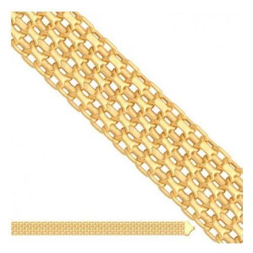 Łańcuszek złoty pr. 585 - Ld232, 34089