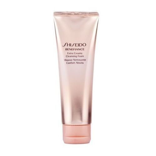 benefiance extra creamy cleansing foam 125ml w płyn do demakijażu marki Shiseido