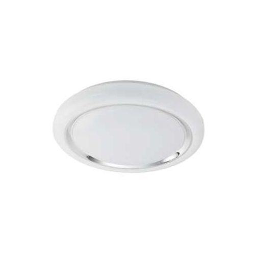Plafon capasso 96024 lampa sufitowa 1x24w led biały / chrom marki Eglo