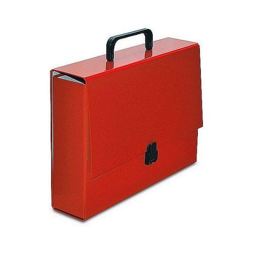 Teczka z rączką VauPe Classic II Large czerwona 305/01