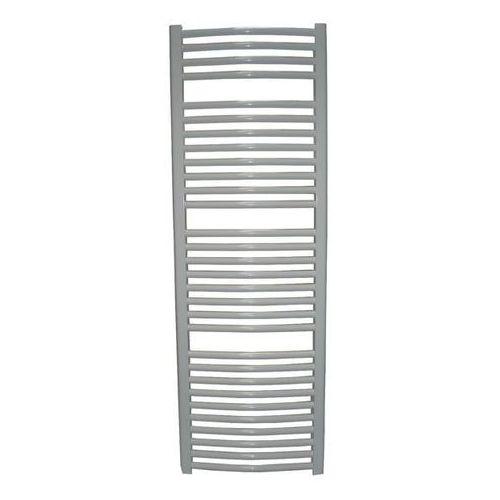 Grzejnik łazienkowy wetherby wykończenie zaokrąglone, 600x1200, biały/ral - marki Thomson heating