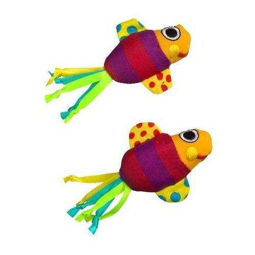 rybki z nylonu - zawierają kocimiętkę ps321 marki Petstages