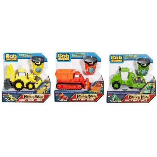 Zabawka MATTEL Bob pojazdy + Piasek kinetyczny