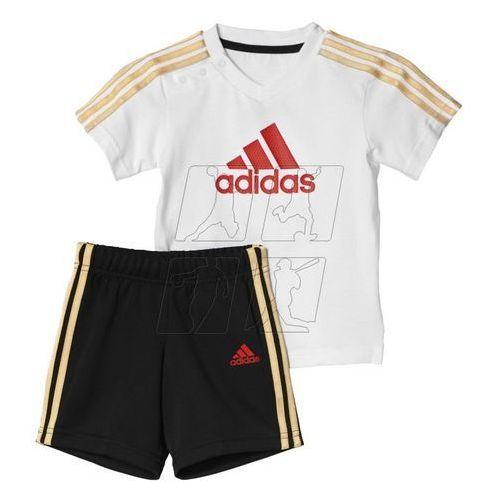Adidas Komplet  summer county set kids ak2615, kategoria: komplety odzieży dla dzieci