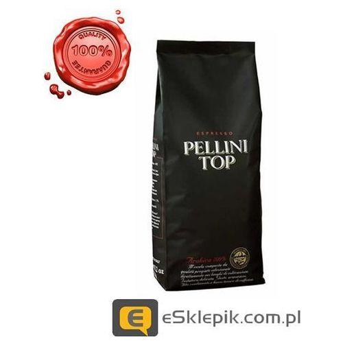 Kawa pellini Pellini top 1kg - kawa ziarnista - dostawa od 9,99 zł - wysyłka 24h