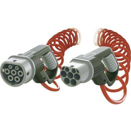 Kabel do ładowania Phoenix Contact 1404563 [ typ 2 - typ 2] 4 m Kabel spiralny