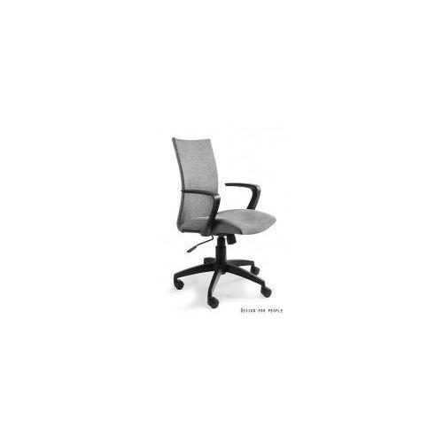 Krzesło biurowe Millo szare
