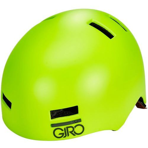Giro Section Kask żółty 51-55 cm Kaski BMX i Dirt