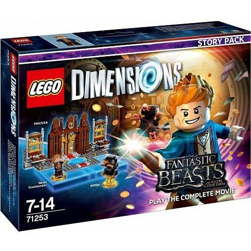 LEGO DIMENSIONS STORY PACK FANTASTIC BEASTS, 7524-815F8