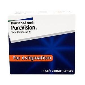 Bausch&lomb Purevision toric 6 szt.