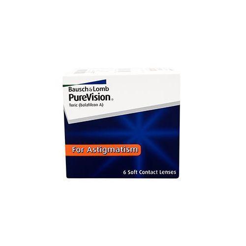 PureVision Toric 6 szt.. Najniższe ceny, najlepsze promocje w sklepach, opinie.