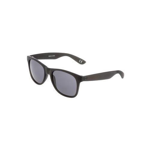 Vans SPICOLI Okulary przeciwsłoneczne black, kolor czarny
