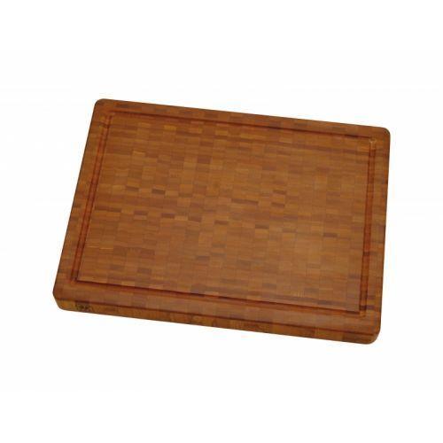 Zwilling Duża Bambusowa Deska do Krojenia 420 x 40 x 310 mm (4009839217470)