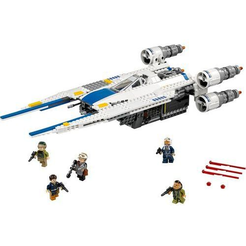 75155 MYŚLIWIEC U-WING REBELIANTÓW Rebel U-wing Fighter KLOCKI LEGO STAR WARS