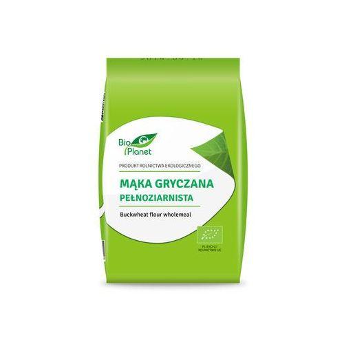 Mąka gryczana pełnoziarnista BIO 1 kg - Bio Planet, 4372