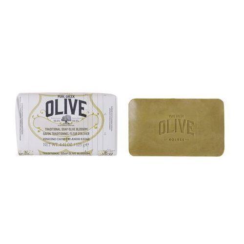 Korres Olive i Olive Blossom korpus mydła, 125 G