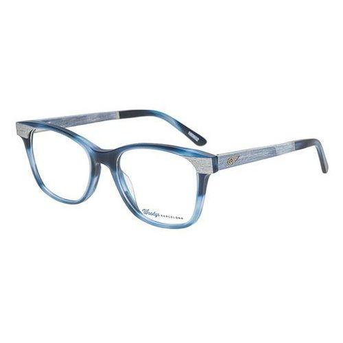 Woodys barcelona Okulary korekcyjne casablanca 03