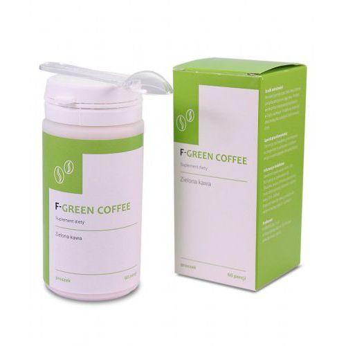 F-GREEN COFFEE (60 porcji) - zielona kawa
