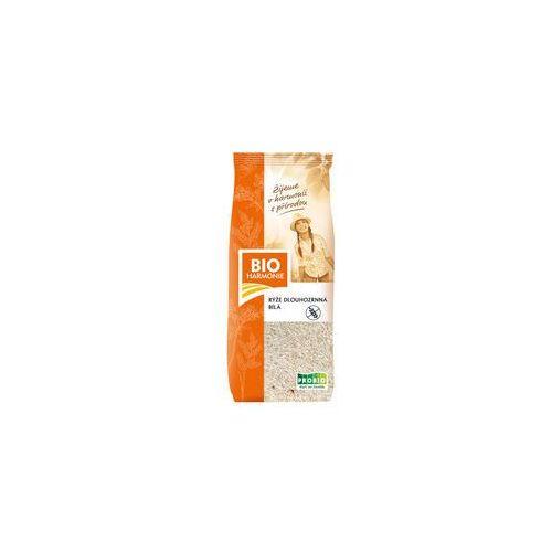 Ryż długoziarnisty biały BIO 500g - BIOHARMONIA