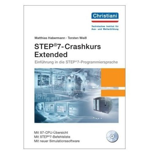 STEP®7-Crashkurs Extended, m. CD-ROM