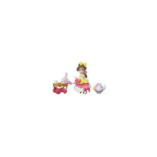 Mini księżniczka z akcesoriami disney princess  (bella) marki Hasbro