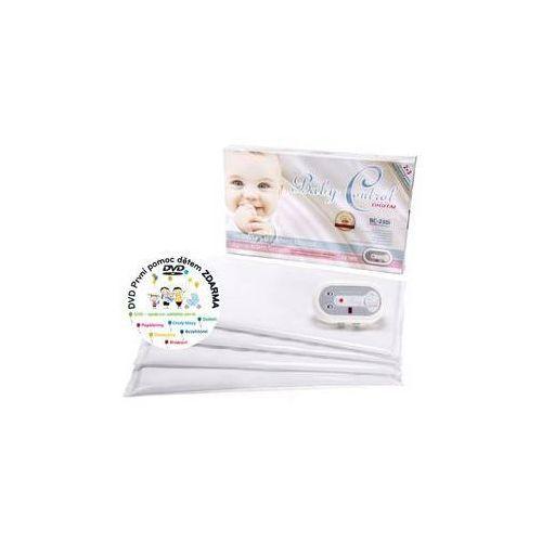 Monitor oddechu Baby Control Digital BC-230i dla bliźniaków Biała. Najniższe ceny, najlepsze promocje w sklepach, opinie.