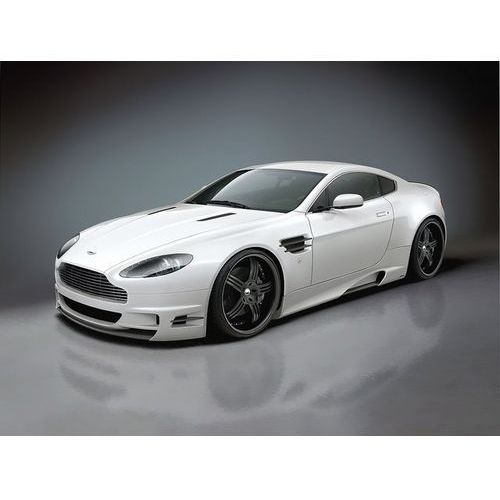 Jazda za kierownicą Aston Martina Vantage – Tor Słabomierz