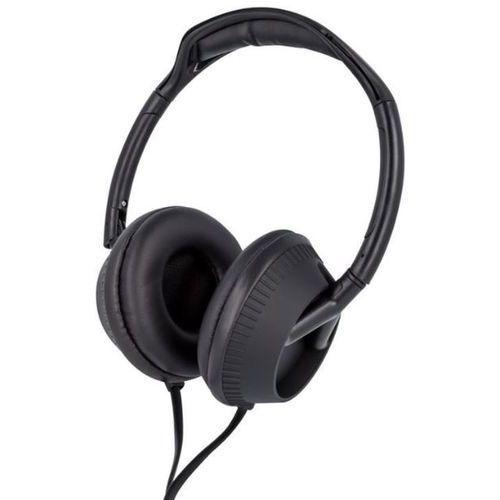 Słuchawki nauszne FOREVER CM-400 z mikrofonem Czarny + Zamów z DOSTAWĄ JUTRO!