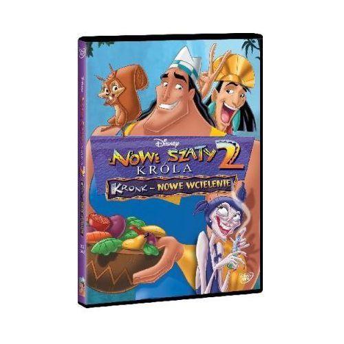Nowe szaty króla 2: kronk - nowe wcielenie (dvd) marki Galapagos