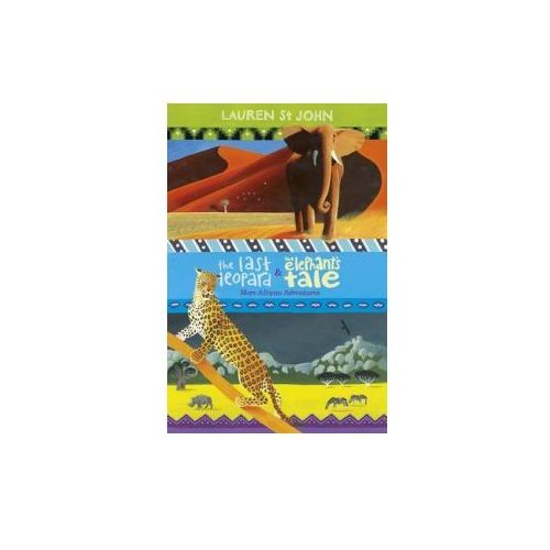 White Giraffe Series: The Last Leopard and The Elephant's Ta (9781444005592)