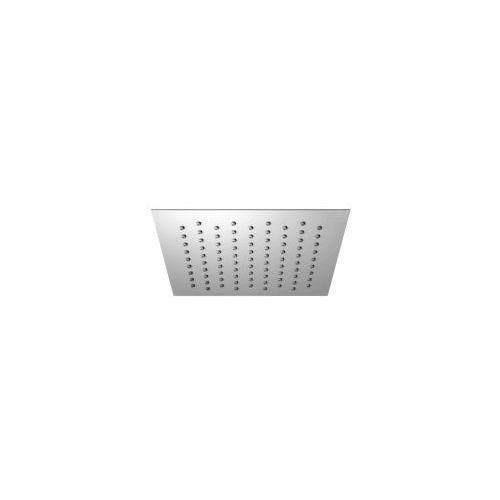 OMNIRES ULTRA SLIMLINE Deszczownica 25x25cm, stal nierdzewna WGU225/K, WGU225/K