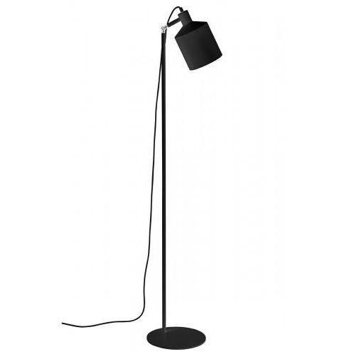 King home Lampa podłogowa lektor czarna - aluminium