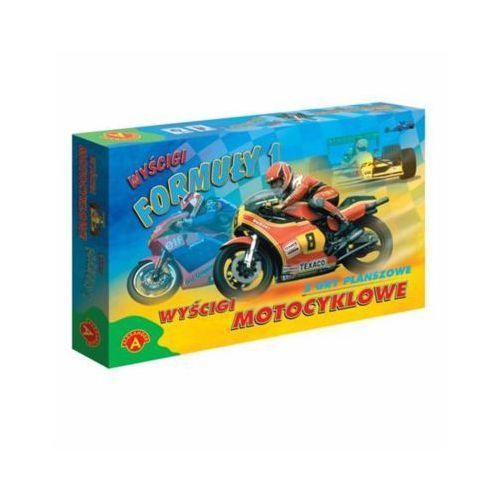 Gra ALEXANDER Wyścigi formuły 1 - Wyścigi motocyklowe (5906018002386)