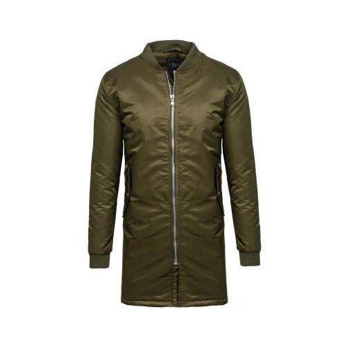 OKAZJA - Khaki kurtka męska przejściowa denley ak903 marki Stegol