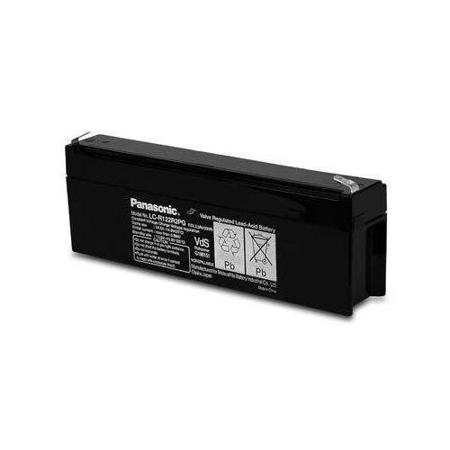 Akumulator AGM Panasonic LC-R 122R2PG 12V 2.2Ah T1 z kategorii Pozostałe