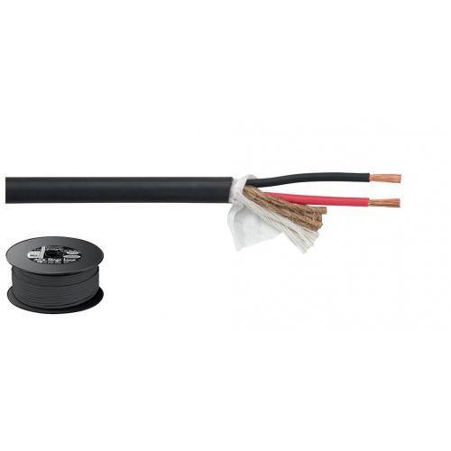 Monacor SPC-515CA kabel głośnikowy 2x1,5 mm2, czarny
