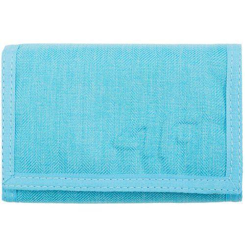 Portfel PRT001 - błękit turkusowy