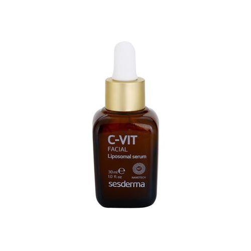 Sesderma C-Vit C-Vit liposomowe serum rozjaśniające cerę (Liposomal Vitamin C) 30 ml - produkt z kategorii- Serum do twarzy