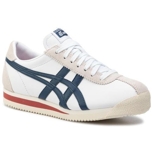 Sneakersy - onitsuka tiger corsair 1183a357 white/independence blue marki Asics