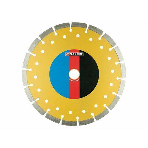 tarcza do cięcia diamentowa / tarcze do cięcia i do zdzierania, 6 szt. (diamentowa tarcza do cięcia 230 mm) marki Parkside®