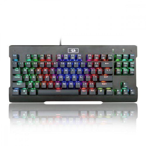 Podświetlane klawiatury dla graczy rgb