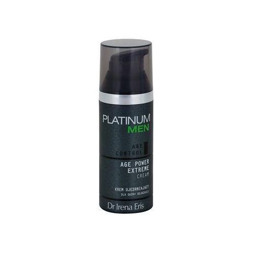 Dr Irena Eris Platinum Men Age Control krem ujędrniający do skóry dojrzałej - produkt z kategorii- Kremy na dzień