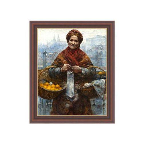 Obraz POMARAŃCZARKA ALEKSANDER GIERYMSKI 40 x 60 cm NIELSEN