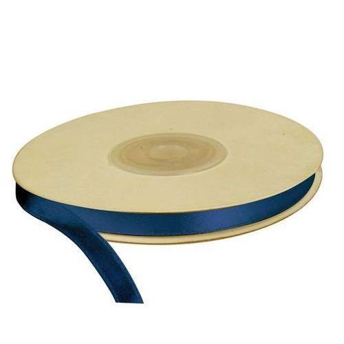 Wstążka niebieska, 25m dł x 6mm szer, craft-fun - niebieski marki Titanum