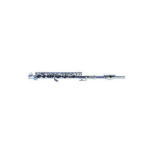 Dimavery  pc-10 c piccolo flute, silver,